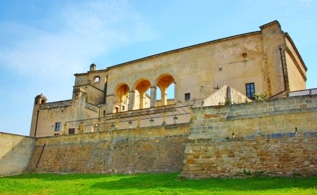 Castello di Mesagne