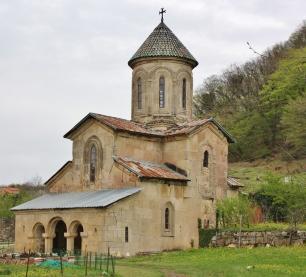 Gelatin luostari löytyy muuten Unescon maailmanperintölistalta.