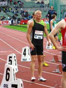 Ikisuosikkini Johan Wissman från Sverige.