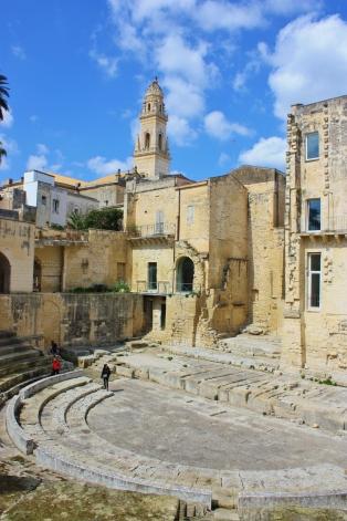 Teatro romano di Lecce