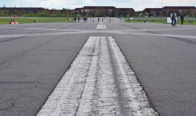 Tempelhofin lentokenttä