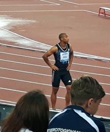 Jimmy Vicaut, 100m kulki 9,99, ja alle viikkoa myöhemmin jo 9,86.