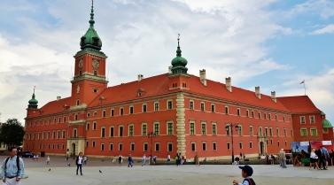 Kuninkaanlinnaa, on rakennettu muuten viimeksi 1970-luvulla
