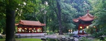 Lazienkin puisto