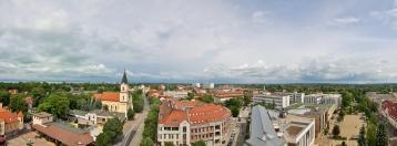 Ja hieman panoraamaa. Vesitornin nettisivut: http://viztorony.com/en