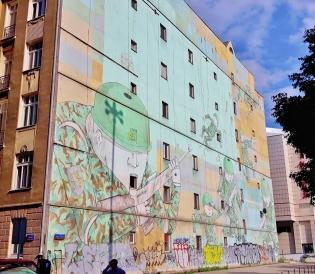 Varsova on uusi Berliini.